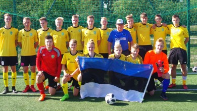3 SK Noorus 96 Poolas