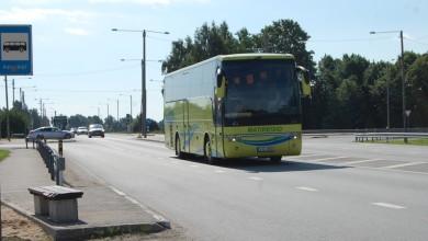 Ühistranspordi ja teede loo juurde