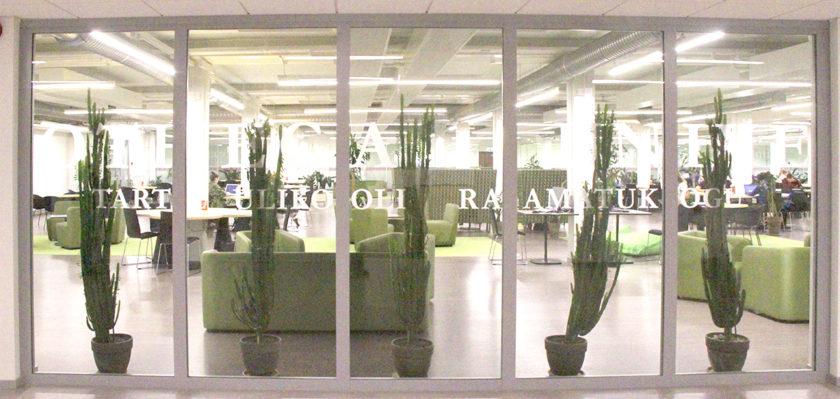 Värske Ülikooli raamatukogu pakub kõigile midagi - Vooremaa