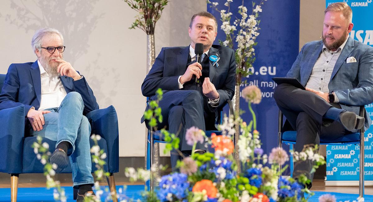 Välisminister Urmas Reinsalu: Olulisim on rahvusriigi säilitamine