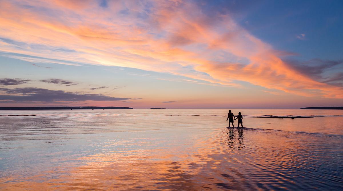 Merepildist teevad hea pildi pilved