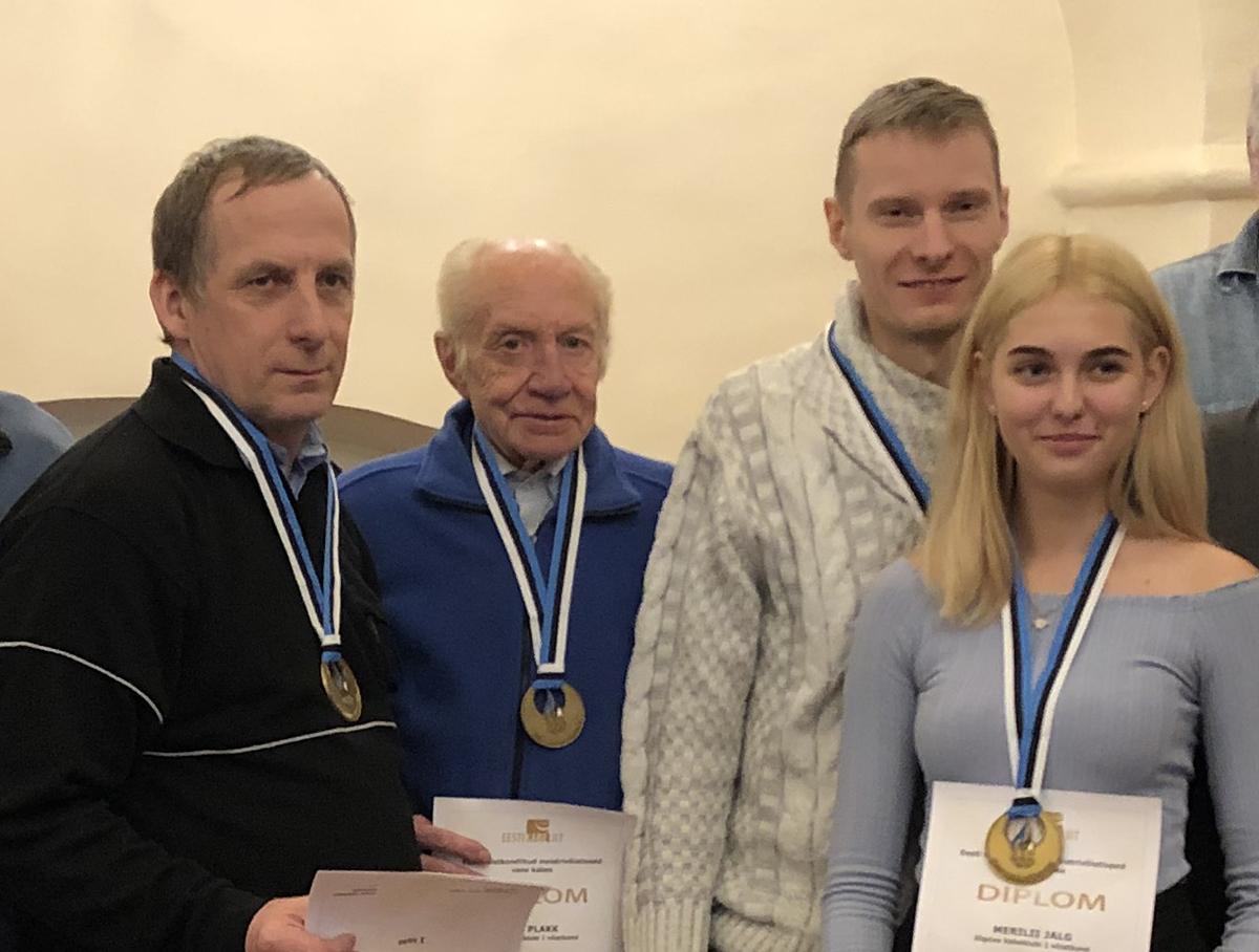 Jõgeva kabetajad tulid Eesti parimaks