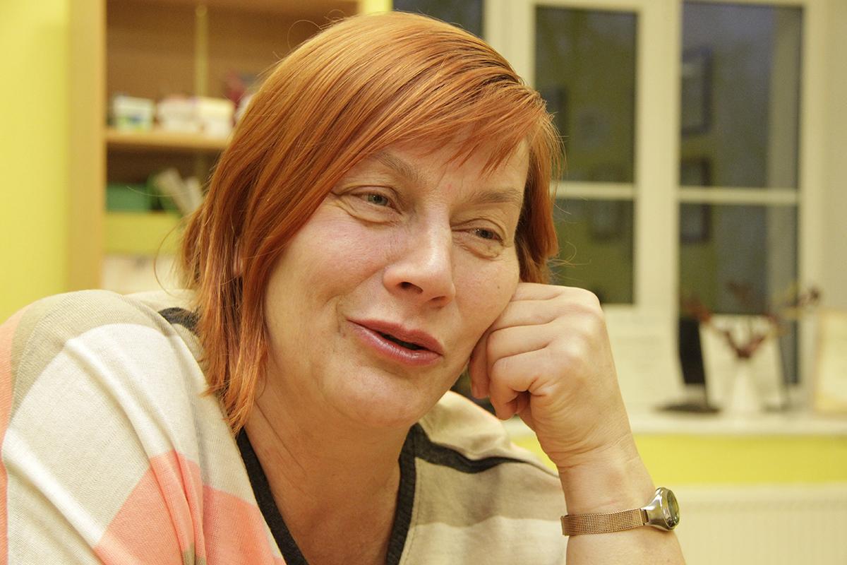 Karina Kaarepere oskab rõõmustada hoolealuste pisikeste edusammude üle